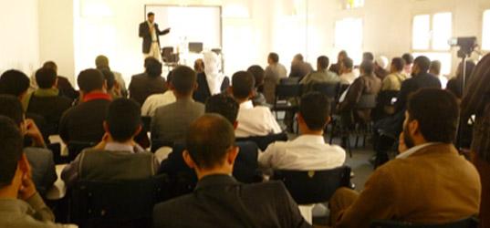 الجامعة تقيم برامج ثقافية وتدريبية في اكتشاف القدرات وتقنية الخارطة الذهنية